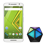Motorola Moto X Play Blanc + Moto Stream OFFERT !