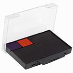 Trodat cassette d'encrage tricolore 6/56/103