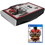 Mad Catz Street Fighter V Arcade FightStick Tournament Edition 2+ + Street Fighter V (PS4) OFFERT !