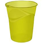 CEP Happy Corbeille à papier Verte 14 litres