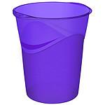 CEP Happy Corbeille à papier Violette 14 litres