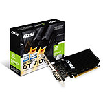 MSI NVIDIA GeForce GT 710
