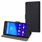 Made for Xperia Etui Slim S negro Sony Xperia M5