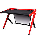 DXRacer Gaming Desk (rojo)