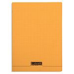 Calligraphe Cuaderno 8000 Polypro 96 páginas 21 x 29.7 cm cuadrados pequeños Naranja