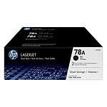 HP Toner Noir 78A (CE278D)