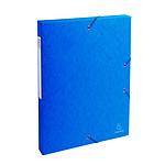 Exacompta boite de classement Exabox dos 25 mm Bleu