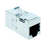 Embase RJ45 Cat.5e STP pour bandeau multiprise