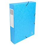 Exacompta Exabox cajas de archivo atrás 60 mm Turquesa x 8