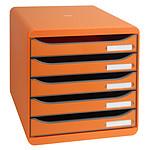 Exacompta Big-Box Plus Tangerine
