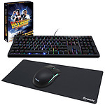 Ducky 2016 Gaming Combo (MX Red) + coffret DVD OFFERT !