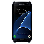 Samsung Clear Cover Argent Samsung Galaxy S7 Edge