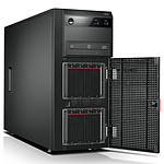 Lenovo ThinkServer TS440 (70AQ001VFR) + seconde alimentation + 4 Go + HDD 2x 1 To