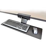 Ergotron Bras pour clavier sous bureau Neo-Flex