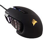 Corsair Gaming Scimitar RGB Noir