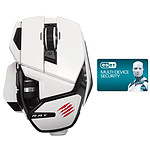 Mad Catz Office R.A.T. (RAT) White + ESET Multi-Device Security OFFERT !