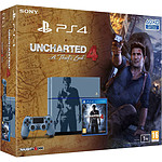Sony PlayStation 4 Limited Edition (1 To) + Uncharted 4 : A Thief's End