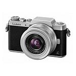 Panasonic DMC-GF7 + 12-32 mm Noir/Argent