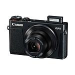 Canon PowerShot G9 X Noir