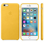 Apple Coque en cuir Or Apple iPhone 6s Plus