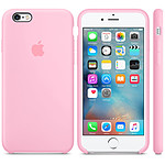 Apple Coque en silicone Rose Apple iPhone 6s