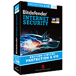 Bitdefender Internet Security 2016 Edition limitée - Licence à vie 1 Poste