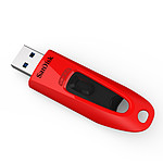 SanDisk Ultra Clé USB 3.0 64 Go Rouge