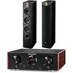 Marantz HD-AMP1 Noir + Focal Chorus 727 V2 Black Ash