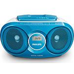 Philips AZ215 Bleu