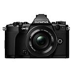 Olympus E-M5 MK II Noir + M.ZUIKO DIGITAL ED 14-42mm