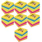 Post-it Bloc Super Sticky 90 feuillets 76 x 76 mm Rio X 42