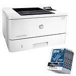 HP LaserJet Enterprise M402dn + Inapa Tecno MultiSpeed Ramettes de papier 500 feuilles A4 x 5