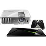 BenQ W1070+   NVIDIA SHIELD Android TV 16 Go (2015)