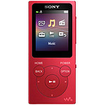 Sony NW-E394 Rouge