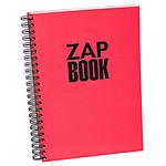 Clairefontaine Zap Book A5 espiral 320 páginas 80g