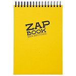 Clairefontaine Zap Book A4 spirale en tête 320 pages 80g