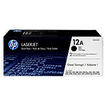 HP Dual Pack 12A - Q2612AD