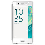 Sony Style Cover Touch SCR50 Blanco Sony Xperia X