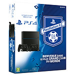 "Sony PlayStation 4 ""PlayStation Football Club"" (1 To) + 2ème DualShock 4"