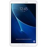 """Samsung Galaxy Tab A 2016 10.1"""" SM-T580 16 Go Blanc"""