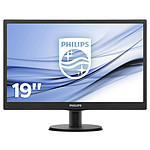 "Philips 18.5"" LED - 193V5LSB2"