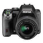 Pentax K-S2 Noir + Objectif DA 18-50mm DC WR RE