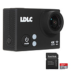 LDLC Touch C2 + SanDisk Ultra microSDHC 32 Go + Adaptateur SD