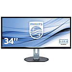 "Philips 34"" LED - BDM3470UP"