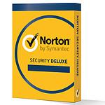 Norton Security Deluxe - 1 año de licencia para 3 estaciones de trabajo