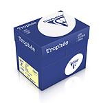 Clairefontaine Trofeo A4 Ream 500 hojas 80g Amarillo X5