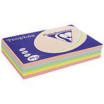Clairefontaine Trophée Ramette de papier 500 feuilles A4 80g Assortis Pastel