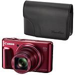 Canon PowerShot SX720 HS Rouge + DCC-1570