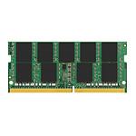 Kingston ValueRAM SO-DIMM 4 Go DDR4 2133 MHz CL15 SR X16