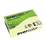 Clairefontaine Evercolor Ramette de papier 500 feuilles A4 80g Jaune